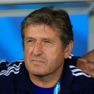 Safet Susic believes his side can have pride