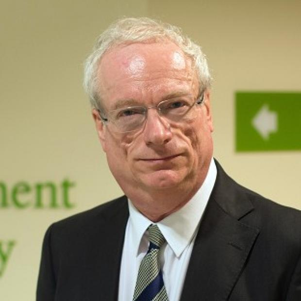 Hampshire Chronicle: Lord Smith is leaving the Environment Agency after a controversial period at the helm