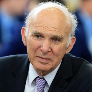Vince Cable praised the efforts of businesses in boosting boardroom diversity