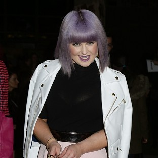 Kelly Osbourne has joined the ranks of celebs trying out vitamin drips