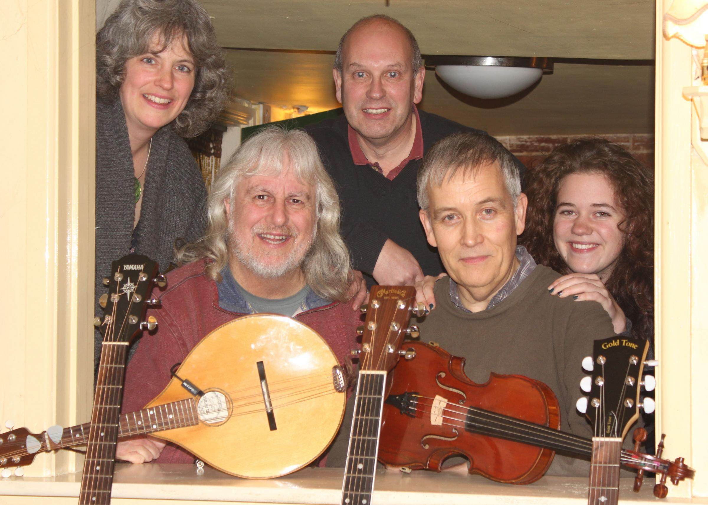 "Romsey-based folk band, Cuckoo Pint, will be performing a concert at the Town Hall entitled  ""Of Soldiers, Sailors and the Sea…"","