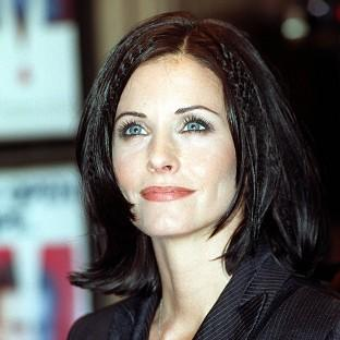 Courteney Cox is engaged to boyfriend Johnny McDaid