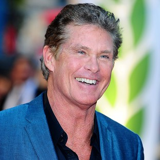 David Hasselhoff is to star in his own spoof comedy Hoff The Record