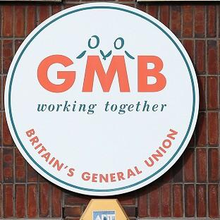 The GMB is taking part in a national strike over public sector pay
