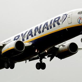 Two Ryanair planes have collided at Stansted Airport