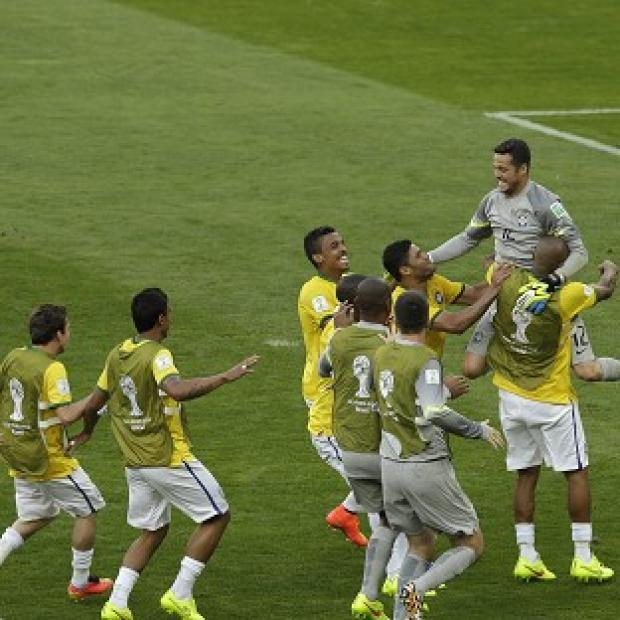 Hampshire Chronicle: Brazil needed penalties to get past Chile in Belo Horizonte (AP)