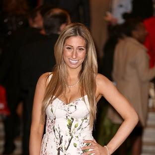 Stacey Solomon is single again