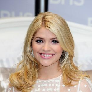 Holly Willoughby wants to keep working