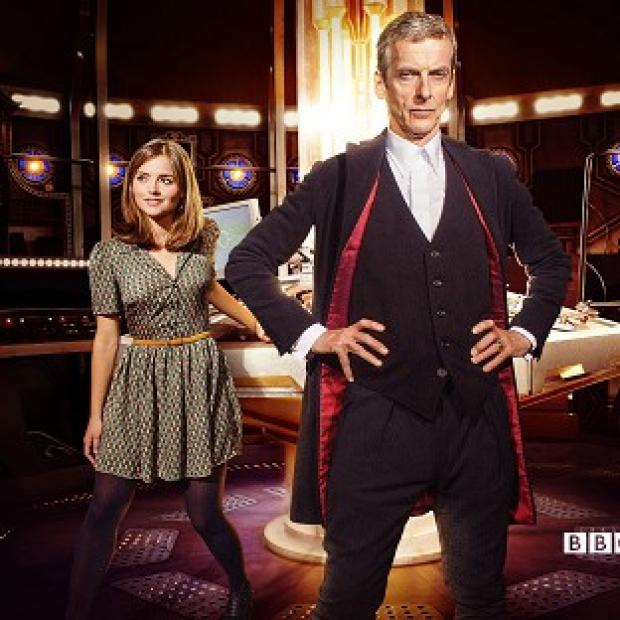 Hampshire Chronicle: Doctor Who will star Peter Capaldi and Jenna Coleman in series eight