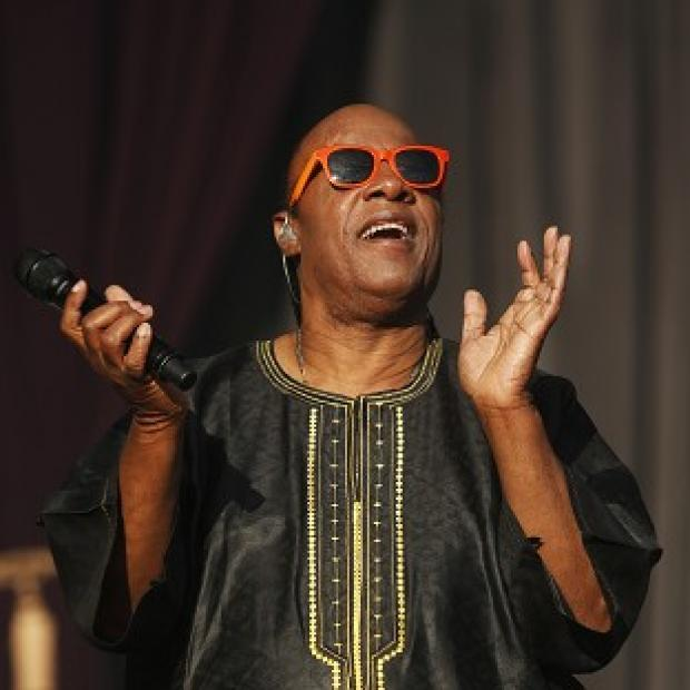 Hampshire Chronicle: Stevie Wonder performs at the Calling Festival in London