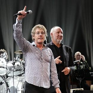Roger Daltrey and Pete Townshend of The Who are to play a series of arena gigs