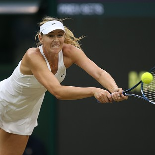 Maria Sharapova will have to dig deep if she is to lift the Wimbledon title for a second time