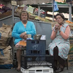 Mrs Brown's Boys D'Movie is top of the box office
