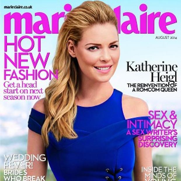 Hampshire Chronicle: Katherine Heigl has admitted that she overdid it with the romcoms