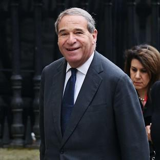 Leon Brittan was home secretary in Margaret Thatcher's 1983 government