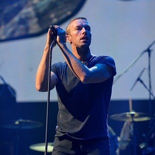 Chris Martin has been talking about Coldplay's new album