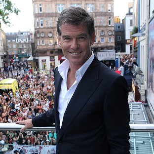 Pierce Brosnan would like to be in the next Expendables film