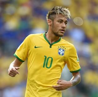 Neymar says he is fit for Brazil's World Cup quarter-final against South American rivals Colombia