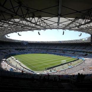 The Estadio Mineirao is due to host a World Cup semi-final on Tuesday