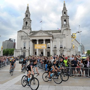 The 21-stage, 3,664-kilometres route starts in Leeds on Saturday