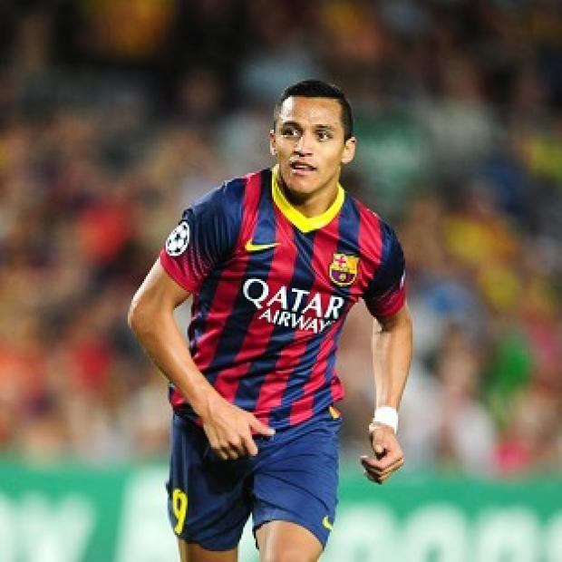 Hampshire Chronicle: Arsenal are hopeful of signing Alexis Sanchez from Barcelona
