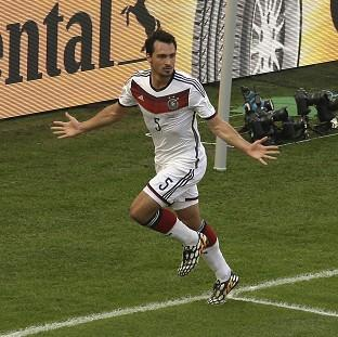 Hampshire Chronicle: Germany's Mats Hummels scored the only goal in his side's 1-0 win over France (AP)