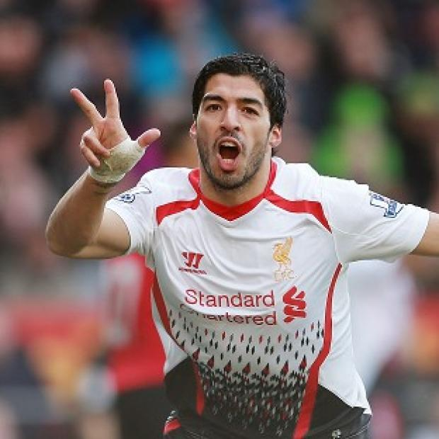 Hampshire Chronicle: Luis Suarez's Liverpool exit has not been confirmed just yet