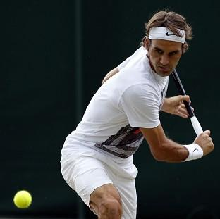 Hampshire Chronicle: Roger Federer is aiming for an unprecedented eighth Wimbledon crown