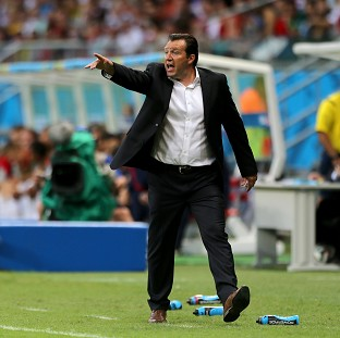Marc Wilmots does not rate Argentina
