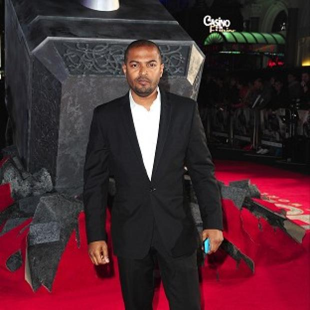 Hampshire Chronicle: Noel Clarke had to give up pizzas to get in shape for The Anomaly