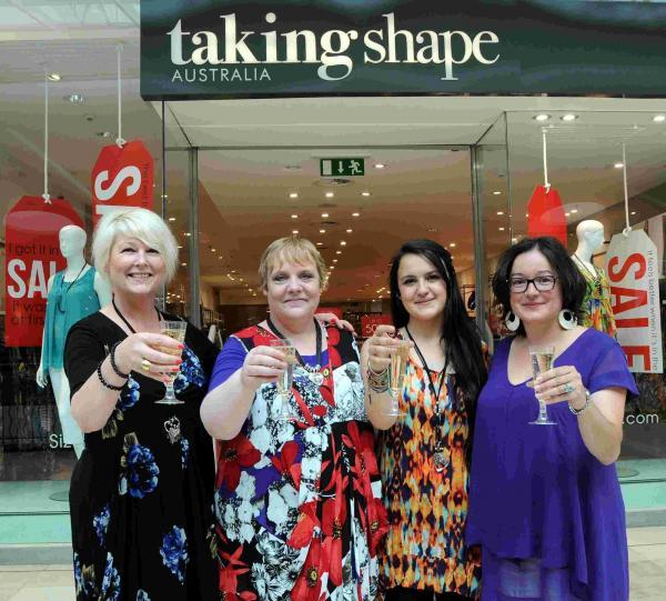 Taking Shape has opened for business at Festival Place