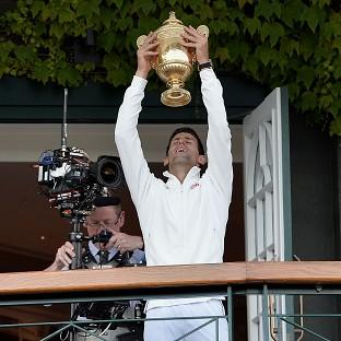 Novak Djokovic has now won seven grand slam titles