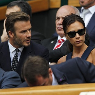 Stars turn out for Wimbledon final