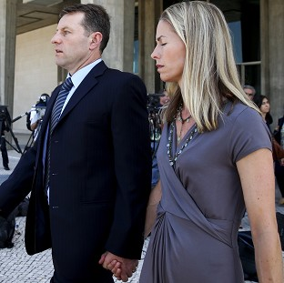 McCanns 'devastated' by book