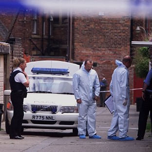 Martin McGartland was shot in Whitley Bay, Tyneside