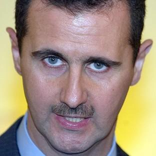 Syrian President Bashar Assad has denied his government was behind chemical attacks, blaming opposition forces