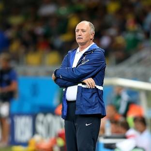 Luiz Felipe Scolari admitted the defeat to Germany was the lowpoint of his career