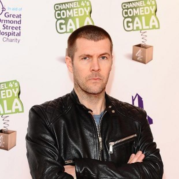 Hampshire Chronicle: Rhod Gilbert is to host Never Mind The Buzzcocks