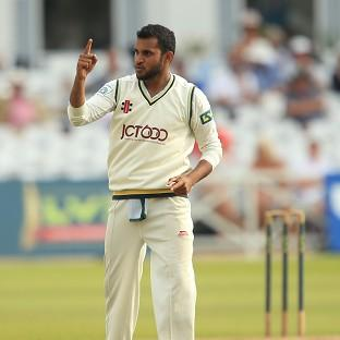 Adil Rashid claimed four wickets for Yorkshire