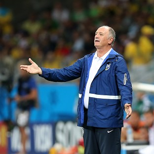 Brazil manager Luiz Felipe Scolari insists his future will not be decided until after the World Cup despite a humiliating 7-1 semi-final defeat to Germany.