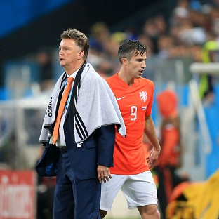 Louis van Gaal, pictured, coached Sergio Romero in Holland