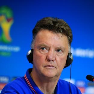 Louis van Gaal is set to take official control at Mancheser United soon