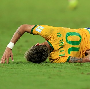 Neymar says he came close to being paralysed during Brazil's World Cup quarter-final