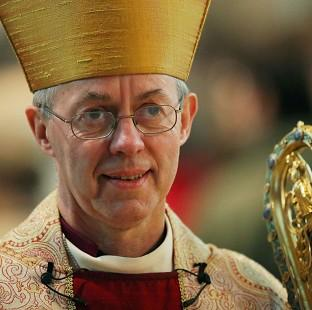 "Hampshire Chronicle: The Archbishop of Canterbury Justin Welby had said he wanted to ""compete"" Wonga out of business"