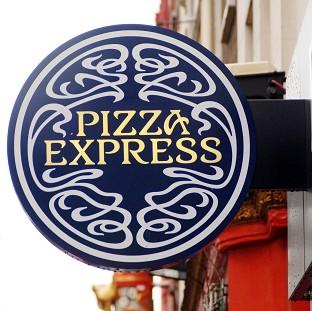 Hampshire Chronicle: PizzaExpress has 436 outlets in the UK, along with 68 elsewhere in the world