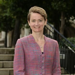 Shadow home secretary Yvette Cooper has accused the Prime Minister of having a 'real blind spot' over women