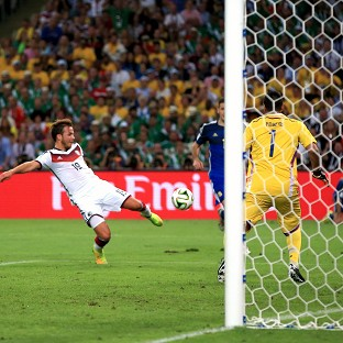 Gotze clinches World Cup for Germany