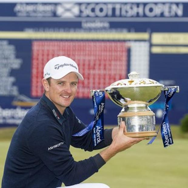 Hampshire Chronicle: Justin Rose will chase a third title in a row at the Open Championship