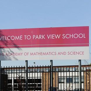 Park View School in Birmingham, one of three schools inspected as part of the