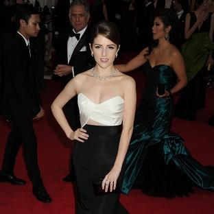 Anna Kendrick says she's happy with the way she is